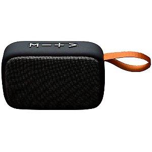 Caixa de Som EO650 Sem Fio / Bluetooth Preto - Evolut