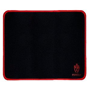 Mouse Pad Gamer Pequeno EG-401BK Preto Evolut
