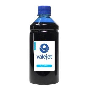 Tinta para Cartucho Brother DCP-J105 Cyan 500ml Corante Valejet