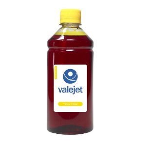 Tinta Brother DCP-T500W Yellow 500ml Corante Valejet