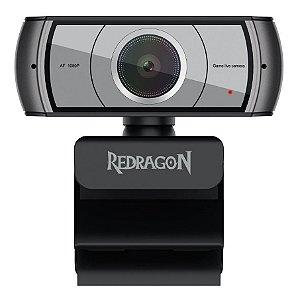 Webcam Redragon Apex 1080p 30fps Gw900 + Nf
