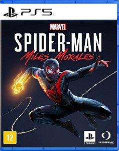 Marvel's Spider-man: Miles Morales - Ps5 - Playstation 5