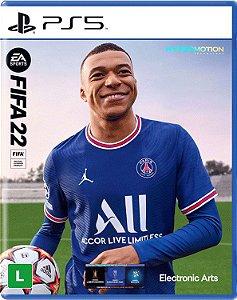 Jogo FIFA 22 - ps5
