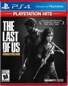 Jogo The Last of Us Remasterizado - PS4