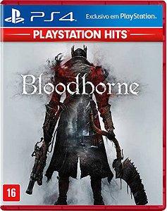 Jogo Bloodborne - PS4 Hits