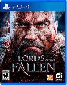 Jogo Lords of the Fallen Complete Edition- PS4