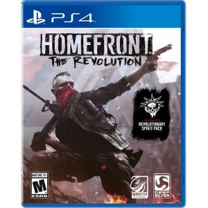 Jogo Homefront The Revolution - PS4