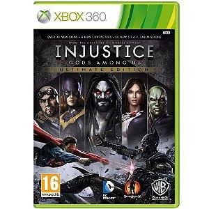 Jogo Injustice Gods Among us - Xbox 360