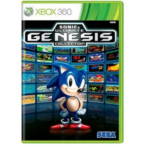 Jogo Sonic's Ultimate Genesis Collection - Xbox 360