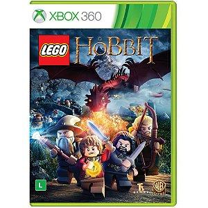 Jogo Lego O Hobbit - Xbox 360