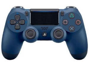 Dualshock 4 Midnight Blue - PS4