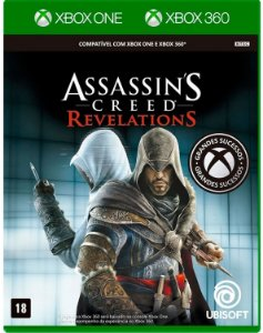 Jogo Assassin's Creed: Revelations - Xbox One / Xbox 360