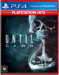 Jogo Until Dawn - PS4 Hits