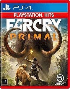 Jogo FarCry Primal - PS4 Hits
