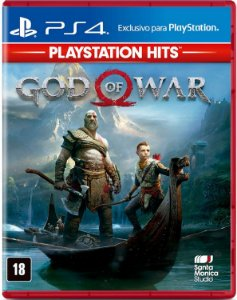 Jogo God Of War - PS4 Hits