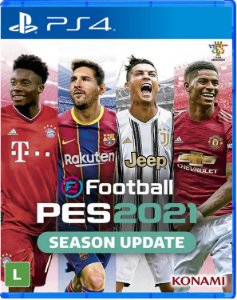 EFOOTBALL PRO EVOLUCTION SOCCER 2021 PS4