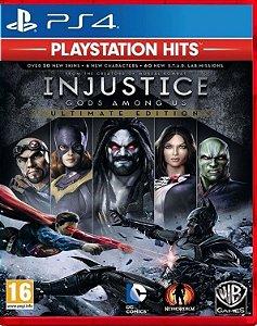 Jogo Injustice Gods Among Us Ultimate Edition Ps4 hits