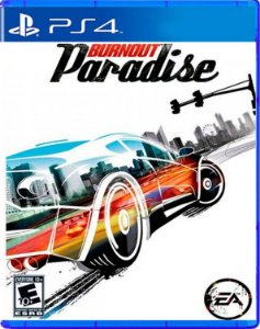 Burnout Paradise Remasterizado - Ps4