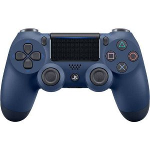 Controle Joystick Dualshock 4 Midnight Blue - PS4