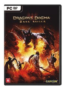 Jogo Dragon's Dogma Dark Arisen Pc Midia Fisica
