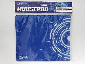 Mousepad Mbtech Emborrachado Antiderrapante Mb84196