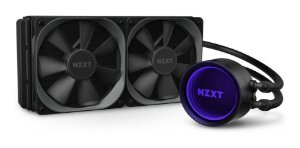 Water Cooler Nzxt Kraken X53 - 240mm - Rgb - Rl-krx53-01