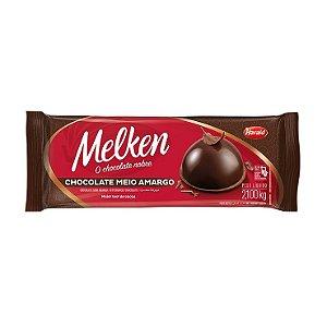 Chocolate Melken Meio Amargo 2,100kg