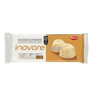 Chocolate Barra Branco Inovare 2,100g