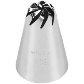 Bico De Confeitar N.108 Wilton Flor
