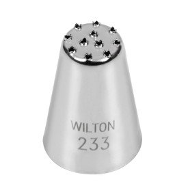 Bico De Confeitar N.233 Wilton Chuveirinho