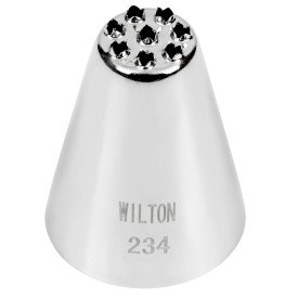Bico De Confeitar N.234 Wilton Chuveirinho