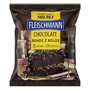 Mistura Para Bolo Chocolate 780 Fleischmann