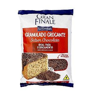Chocolate Granulado Crocante 1,05kg Fleischmann
