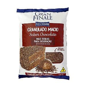 Chocolate Granulado Macio 1,05kg Fleischmann