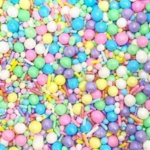 Confeito 521 Sprinkles Candy Color 1un