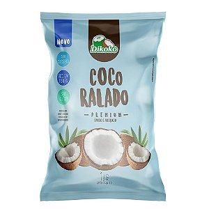 Coco Ralado Umido/Adocado 1kg Dikoko
