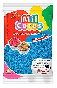 Granulado 500g Azul Mil Cores