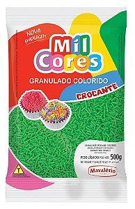Granulado 500g Verde Mil Cores