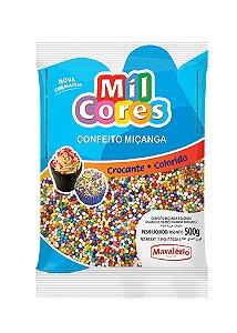 Micanga N.0 500g Colorida Mil Cores