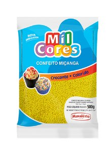 Micanga N.0 500g Amarela Mil Cor