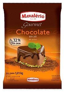 Chocolate Em Po 32% 1,01kg Mavalerio