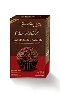Granulado Chocolate 250g Mil Cores