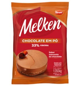 Chocolate Em Po 33% 1,01kg Melken