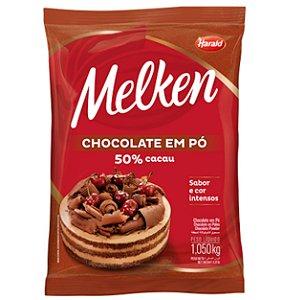 Chocolate Em Po 50% 1,05kg Melken