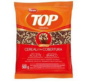 Cereal Ball Micro Leite E Branco 500g