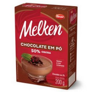 Chocolate Em Po 50% 200g Melken