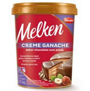 Creme Tp Ganache Avela Melken 1kg Harald