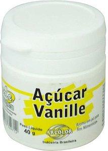 Acucar Vanille Arcolor 40g