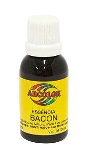 Essencia Arcolor Alcolica 30ml Bacon