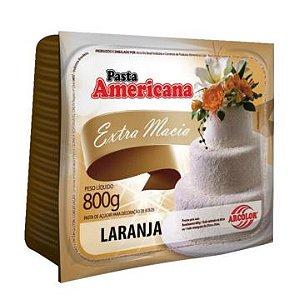 Pasta Americana Arcolor 800g Laranja